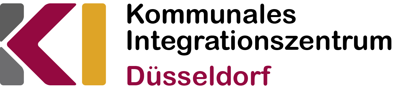 Logo Kommunales Integrationszentrum Düsseldorf